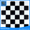 3d polished black and white marble mosaic floor tile art pictures