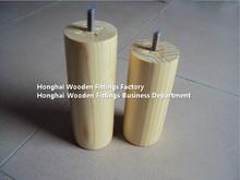 manufacturer directly making custom wood furntiure table leg parts