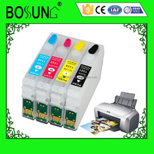 refillable Ink cartridge T22 TX120 with ARC