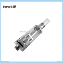 Food grade Ss+Glass materials 2.5ml Ucloud tank for vape mods, rebuildable Ucloud tank suport power 6-22 watt
