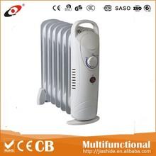 Hot sale home oil heater/Oil filled radiator 1500W~2500W