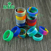 Cool vape tanks silicone bands custom latest design soft vape drip tank oem rubber band