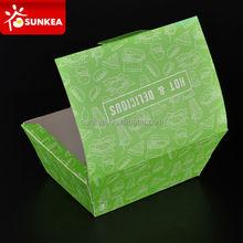 custom designed cake box