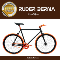 Ruder Berna Taiwan Made 20 inch fixed gear bike low cost bicycles kids run bike