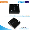VGA to HDMI Cable Converter, Support 1080p With Upscaler