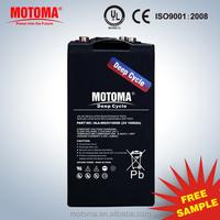 12V 1000ah deep cycle battery 12v1000ah VRLA battery solar battery