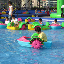 Double layer aqua paddler boat in hot sale