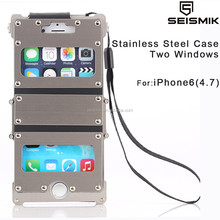 Metal Mobile Phone Case for iPhone 6 China New Arrive Wholesale