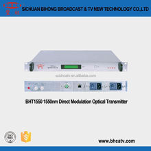good price easy condition monitoring 1550nm direct modulation optical transmitter