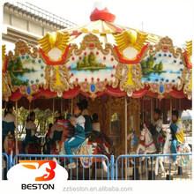Beston children rides used carousel