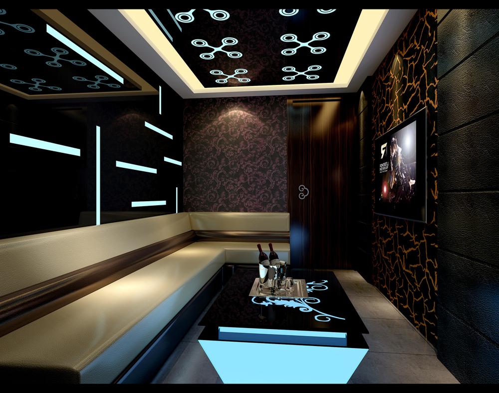 ktv room interior design - photo #26