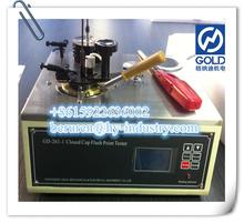 Manual Type Oil Flash Point Analysis Plant