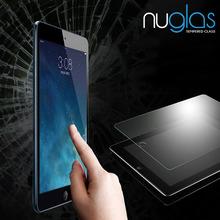 Nuglas Premium 0.3mm High Transparent Tempered Glass Screen Protector for iPad Mini 4