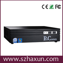 Thin Client with four core CPU, Support wifi 3G, 4G