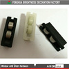 Sliding door & window pulley wheel roller, plastic pulley patio door rollers
