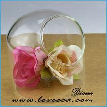 Europeo stile semplice vaso di fiori, europeo vendita calda vaso di vetro trasparente