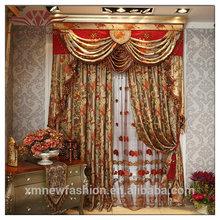 Cenefas cortina, adornment tratamientos de la ventana, cenefa cortinas botín