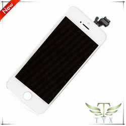 Paypal for apple iphone 5 display screen, for apple iphone 5g recycle screen assembly