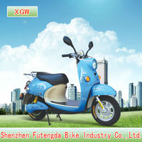 800w brushless cheap easy control 48v lady style electric motorcycle