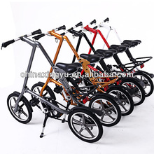Children mini bicycle with alloy frame