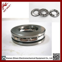 25mm Axial load Flat thrust ball bearing 51105 for motorbikes