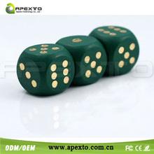 64gb Green dice environmental wood usb sticks special oem wood usb flash drive