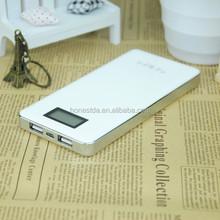 Factory direct sell full capacity 10000mah long lasting high capacity power charger