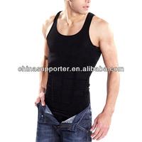 Men's Vest Tank Top Slimming Shirt Corset Body Shaper Fatty Lose weight vest underwear for men slim lift tops plus xxl dropship