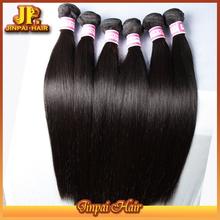 JP Hair 2015 Unprocessed Brazilian Human High Quality Aaaa Virgin Russian Hair