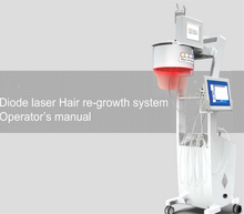 intelligent multifunctional hair regrowth machine / fast hair regrowth / hair restoration