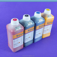alibaba top5 sell eco solvent ink for Epson head DX5 use for the eco solvent printer with DX5 head