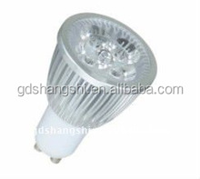 Foshan Factory price Aluminium GU10 5W LED spotlights Ra>80