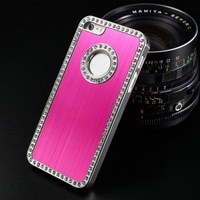 New Design Stylish Slim Hard Protective Back Cover for Iphone5