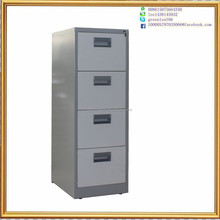 office furntiure vertical 4 drawer hanging file steel 4 tier filing cabinet