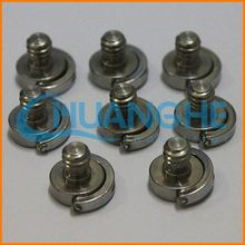 China supplier button and screw wired cmos camera