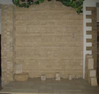 rock wall cladding
