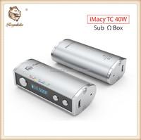 2015 Royalola 40w box mod, temperature control function, high quality