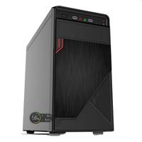 0.5mm SECC Good Quality Computer Case Black Vertical Pc Case CP-1B