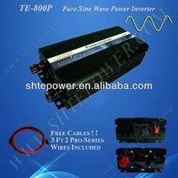 800W Off Grid Micro Solar Panel Inverter, 12V DC to 240V AC Inverter