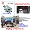 XP-120A fecal vacuum suction pump for Cesspit Emptier Vacuum Truck