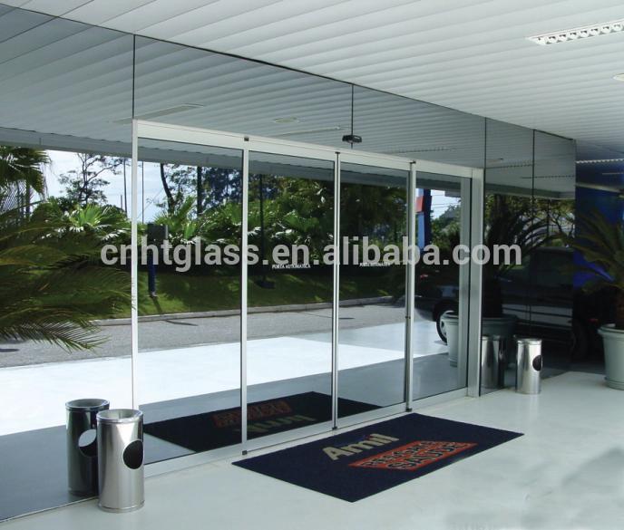 De alta calidad de cristal templado particiones de pared - Paredes de cristal precios ...