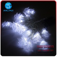 Homer deco High Quality Outdoor led christmas tree decoration string lights
