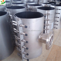 2015 NEW !!! Stainless Steel Saddle Clamps/ Pipe Tee Fitting, Dalian Zhuhong