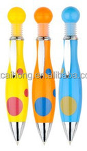 Cute shape Ball pen&press ball pen&Beautiful color ballpoint pen for gifts or promotional CH-6192