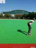 ZSFloor skating rink