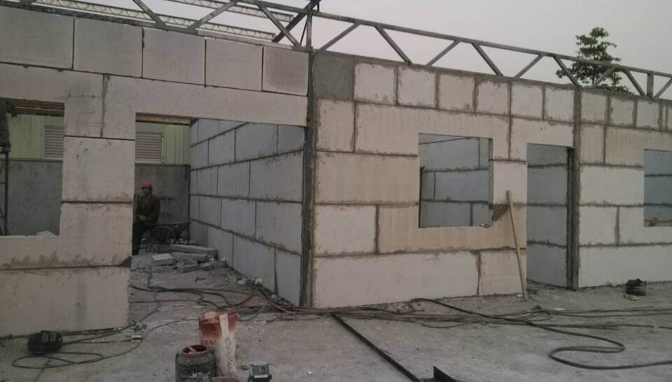Brick Replacement Fiber Cement Foam Concrete Wall Panel In