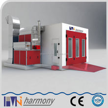 High Quality Spray Painting Booth, Painting Oven, Auto Service Station