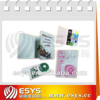 voice recording invitation greeting card