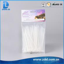 rohs self-locking cable ties/UL/NYLON 66