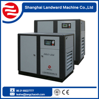 30kw 5.2m3/min - 8bar 40hp 380V/50HZ,220V/60HZ etc screw silent air compressor with inverter